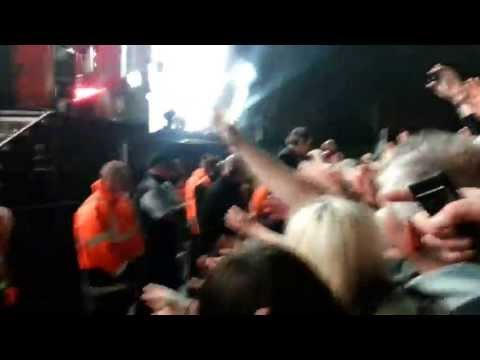 Stone Roses, I Am The Resurrection, Finsbury Park 8th June 2013