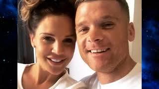 Pregnant Danielle Lloyd hits back at James Jordan after he claims ex Jamie O'Hara is still