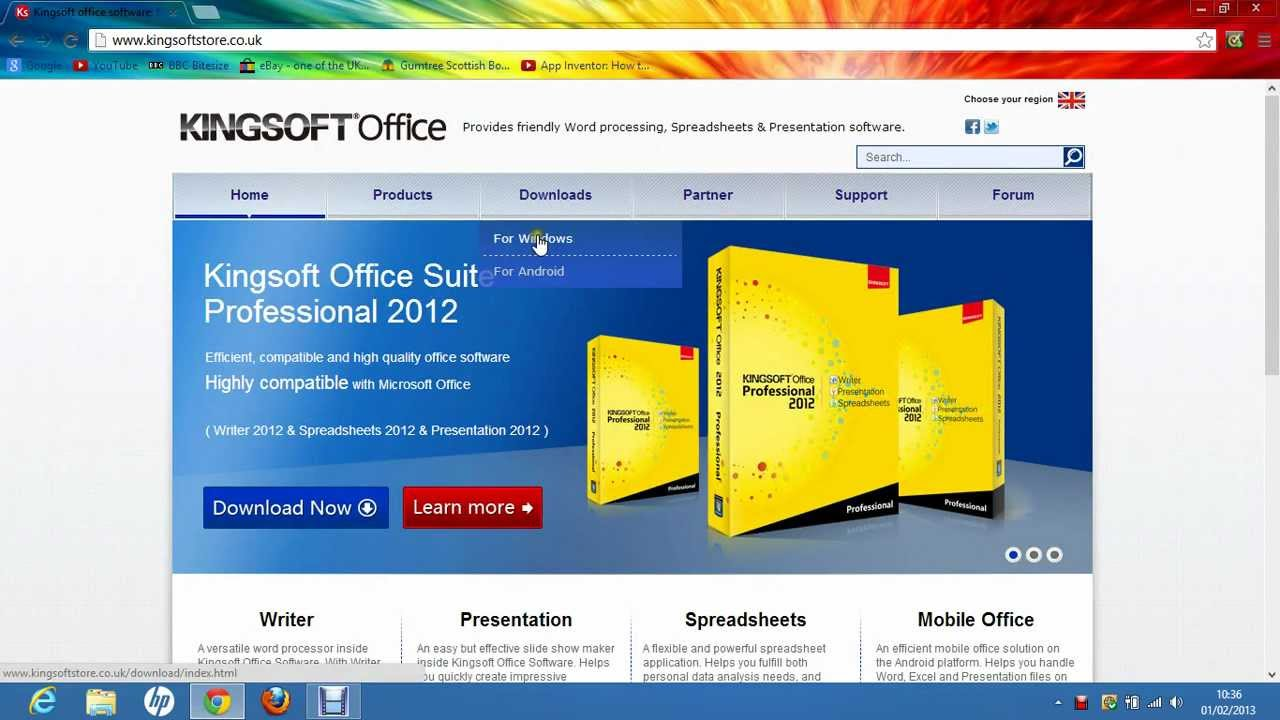 Download kingsoft office for windows - Free download kingsoft office for windows 7 ...