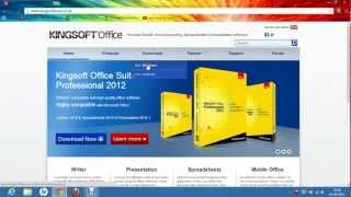 Gambar cover How to download Kingsoft Office for Windows for free