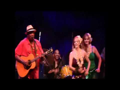 """""""New Hula Blues"""", By Taj Mahal With Hula By Te Hau Nui Dance Company"""