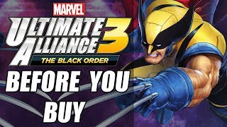 Marvel Ultimate Alliance 3 - 15 Things You NEED TO KNOW BEFORE YOU BUY