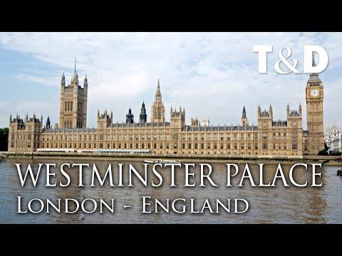Palace of Westminster 🇬🇧 London Video Guide - Travel & Discover