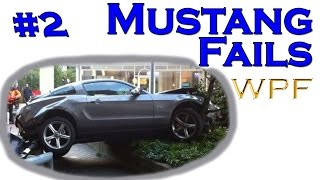 😂😂 Best Ford Mustang Fails/Crashes Compilation #2 Caught On Tape! 😂😂|| Worlds Popular Fails