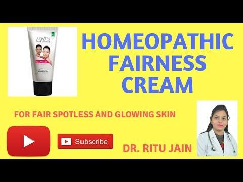 Homeopathic Fairness Cream - Skin Fairness Treatment