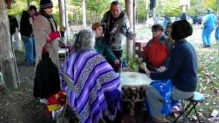 NATIVE AMERICAN GATHERING, MOTHER EARTH'S CREATIONS POW WOW GROUNDS, OSSIPEE, NH