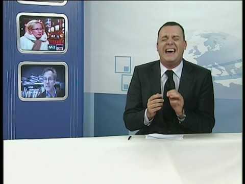Boban Spasojevic umire od smeha...  - TV Kosava - Telemaster 19.11.2009.