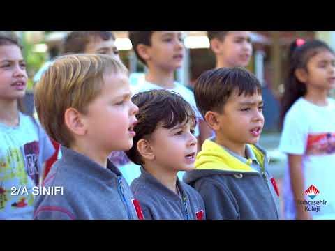 Nazilli Bahçeşehir Koleji öğrencilerinden bugüne kadar yapılmış en iyi İzmir Marşı
