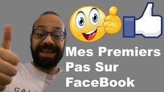 Mes Premiers Pas Sur Facebook