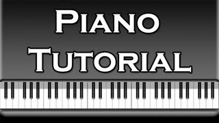 Alicia Keys - Empire state of Mind Piano Tutorial [100% speed] (Synthesia)