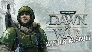 CGR Undertow - WARHAMMER 40,000: DAWN OF WAR - WINTER ASSAULT review for PC