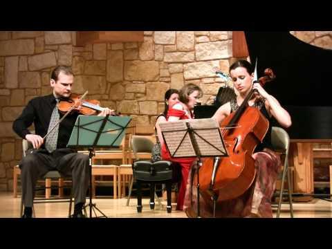 Brahms - Piano Trio No. 1 in B Major - III. Adagio