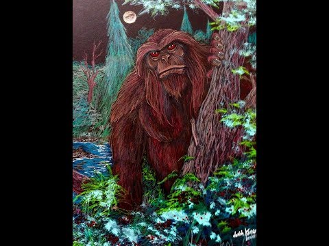 World Bigfoot Radio #59 ~ Bigfoot in Florida/Researcher X