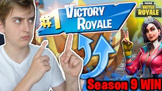 FIRST WIN in SEASON 9! & BUY BATTLE PASS! 😱😱 • FORTNITE CZ/SK | Jeniik