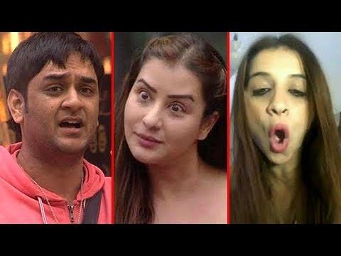 Benafsha Soonawalla CRIES, Says Sorry To Vikas Gupta and Shilpa Shinde