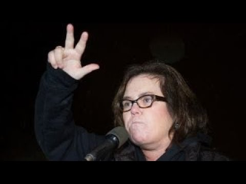Rosie O'Donnell calls for military to 'get' Trump