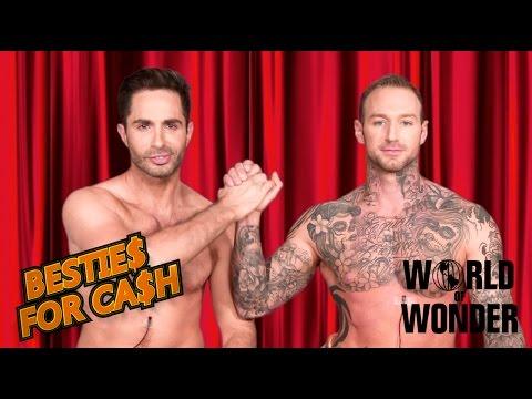 XELLE's Threesome Interview with Michael Lucasиз YouTube · Длительность: 5 мин44 с