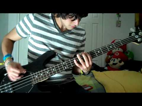 Of Mice And Men - Second & Sebring (Bass Cover)