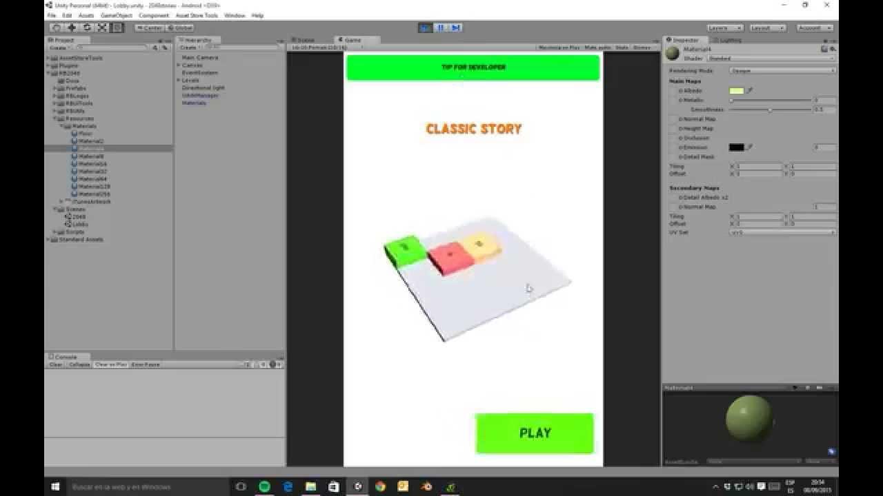 2048 Unity Starter Kit