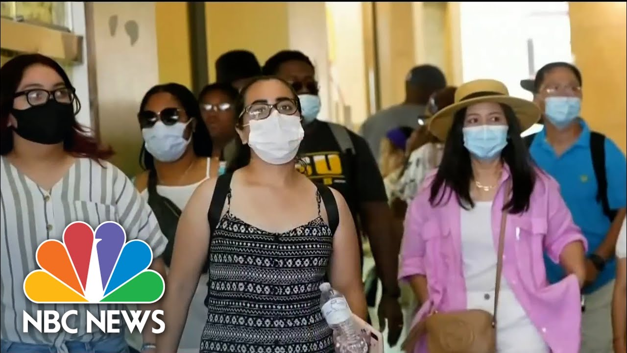 Download NBC Nightly News Broadcast (Full) - July 18th, 2021
