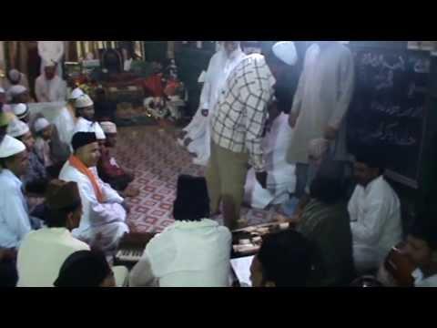 Monthly Mehfil Of Alhaj Qurban Ali Shah Qadri,Chisty,Abululai,Jehangiri (1)
