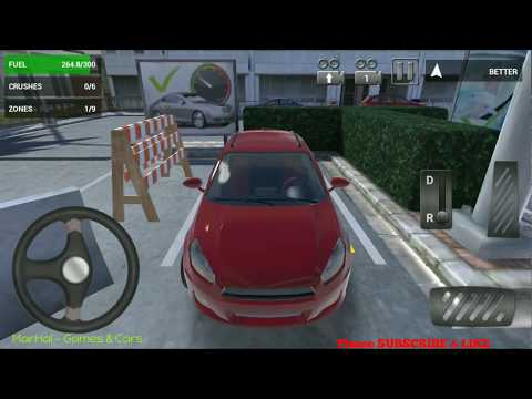 Car parking 3D HD Level HASKER 11 - 15 (VOKRAB STUDIO) Android & iOS Game