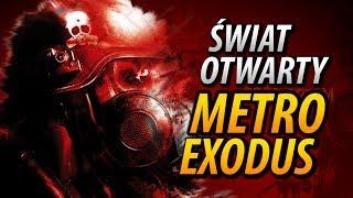 METRO: EXODUS [Gameplay Trailer] Świat Bardziej Otwarty