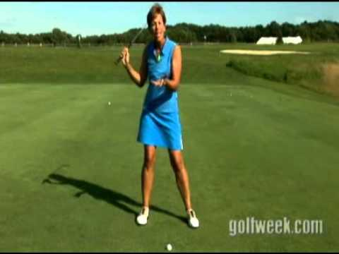 Golf Instruction-Suzy Whaley Golf -Weight Shift