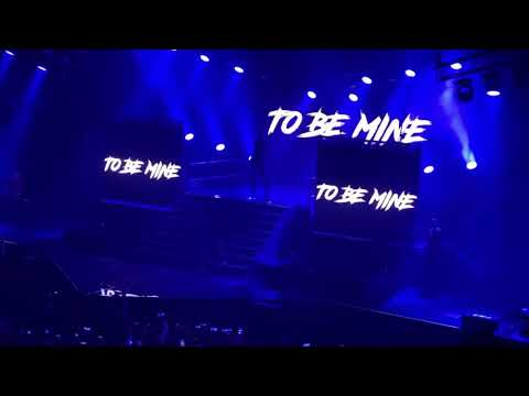 MARUV - To Be Mine (live Moscow 8.12.19)