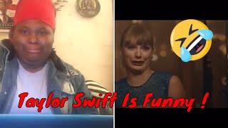 Omg 😍 !! Taylor Swift - Delicate Reaction (must watch )