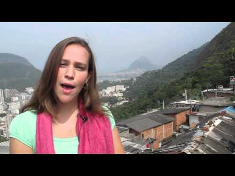 2011 Rio Raffle! Theresa Williamson Tells How to Win a Trip for 2 to Rio - Enter by August 15th