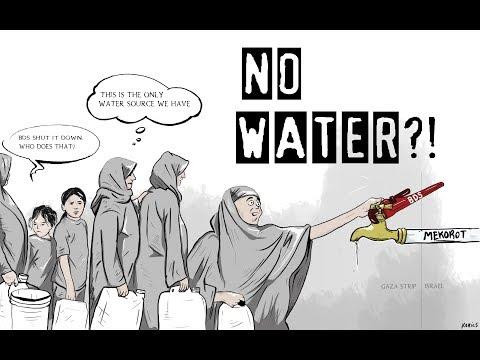 EU wastes money on Gaza water crisis