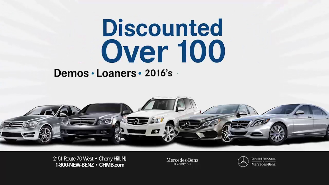 mercedes benz of cherry hill may 2017 friends and family