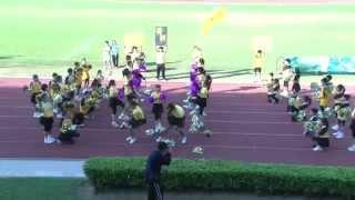 福建中學2015-2016 運動會啦啦隊 (黃社)