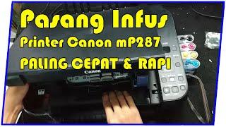 Download Video Cara Pasang Infus Printer MP287 - Cepat & Rapi MP3 3GP MP4