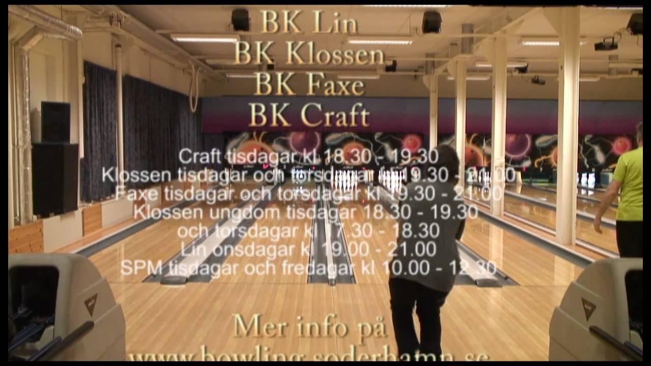 bowling söderhamn öppettider