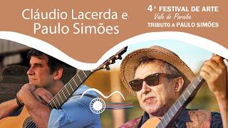 Paulo Simões e Cláudio Lacerda | 4º Festival de Arte Vale do Paraíba