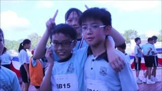 2016-10-27 周年校運會訪問片段