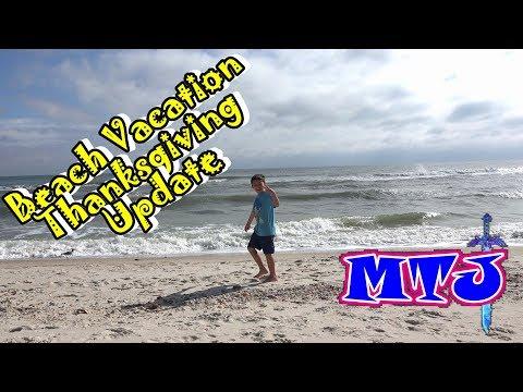 MinetheJ Beach Vacation Thanksgiving  500 sub special Update Jaden Crescendo