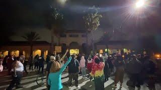 Protests erupt in LA after black man Dijon Kizzee is shot dead by police