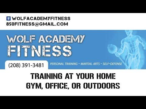 Boise Idaho Wolf Academy Fitness Personal Training