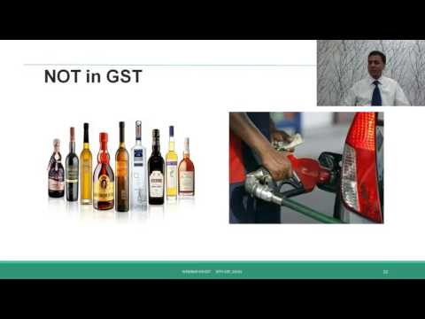 Explained : What is gst ? Introduction and registration