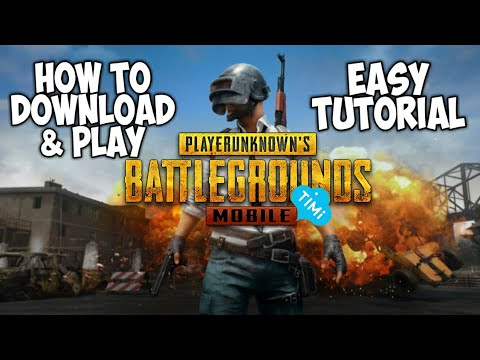 How To Download Play Pubg Mobile Timi Easy Tutorial