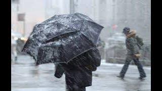 Meteo Arriva il gelo dalla Russia  Bomba d'acqua a Roma e caduta massi in Cost Amalfitana