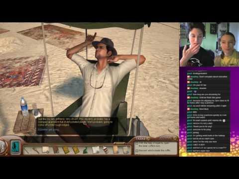 Nancy Drew #26: Tomb of the Lost Queen (Part 3) [Livestream #61]
