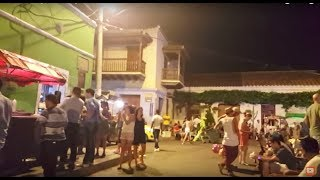 Colombian Nightlife: Cartagena de Indias, Colombia [#3]