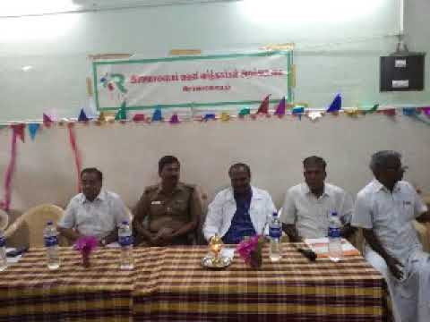 Ritham Special School Donation from Rajaplayam Textile Traders