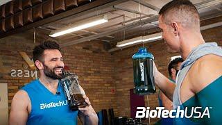 BioTechUSA - Man maker: Eddz keményen! - 4. rész
