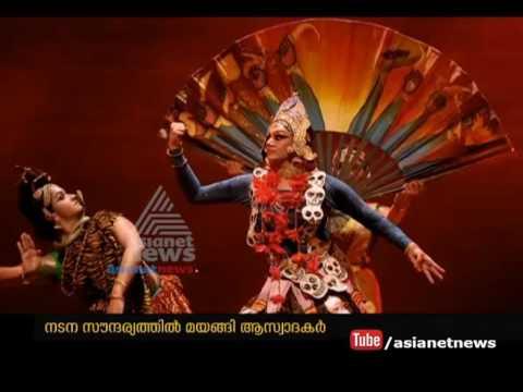 Shobana's Dancing Drums performance at Doha | Gulf News 18 Dec 2016