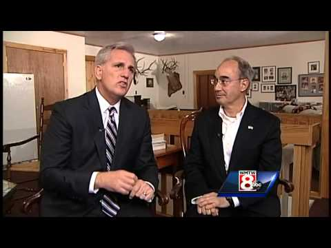 WMTW Exclusive: House Majority Leader Kevin McCarthy